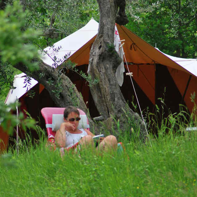 Mini Campsite