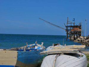 Ingerichte tent te huur aan Adriatische kust