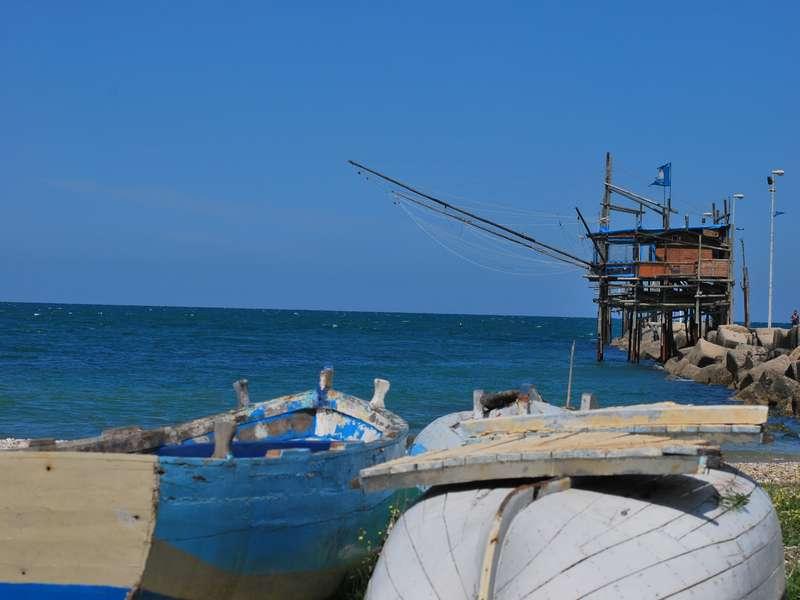 Rent a tent Adriatic Sea
