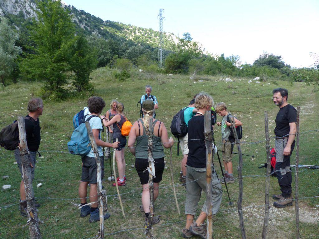 Hiking Beren Europa