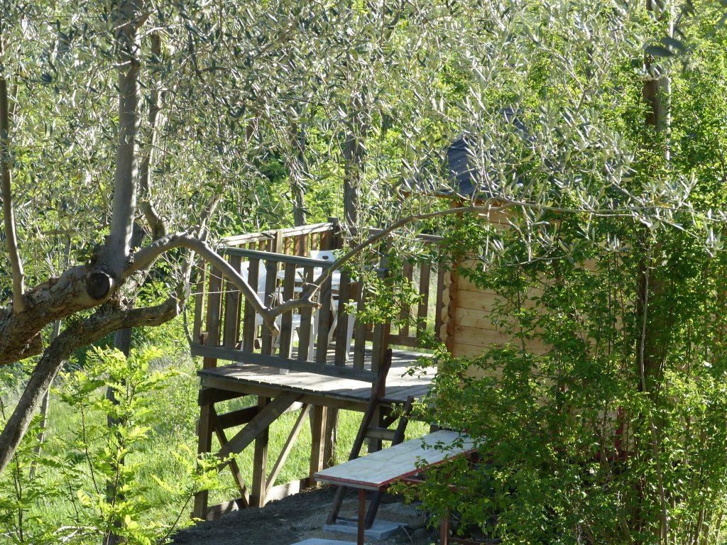 trekkershut, tiny house, hutje in het bos, cabin, natuurhuisje