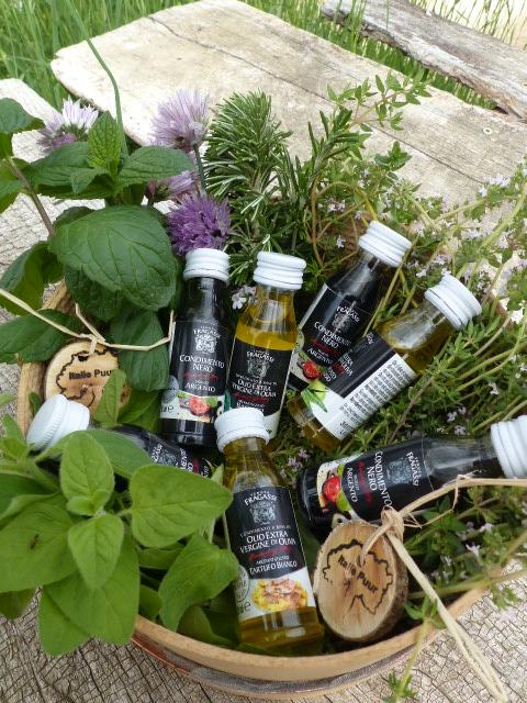 aromatische olijfolie