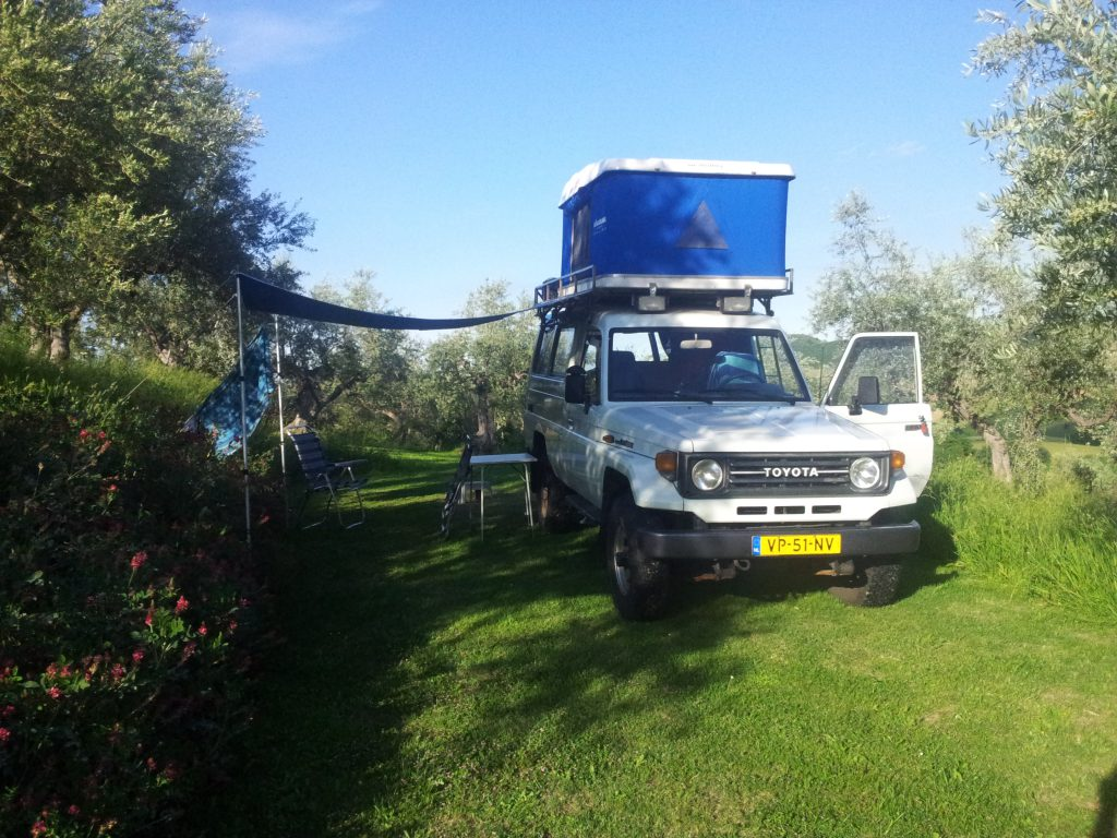afterroad camp