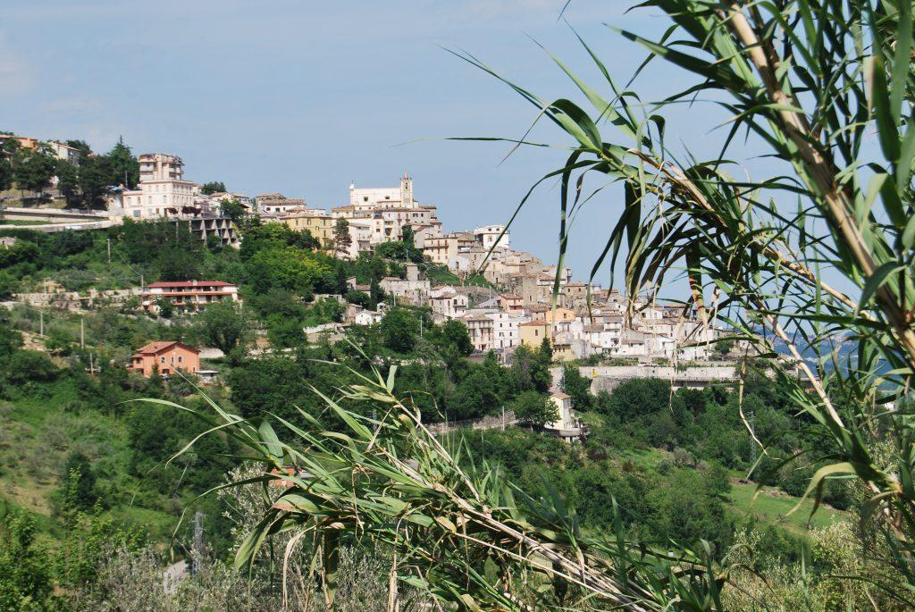 Oud dorpje in Abruzzo
