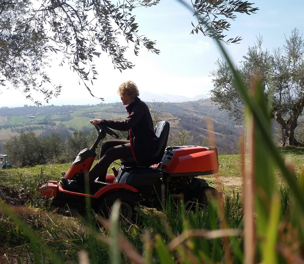 Voorjaar in Abruzzo