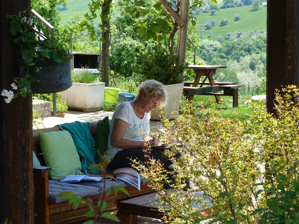 Farmcamp in Abruzzo, Italy