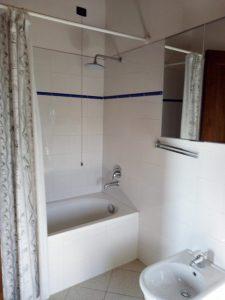 bagno della casa rustica
