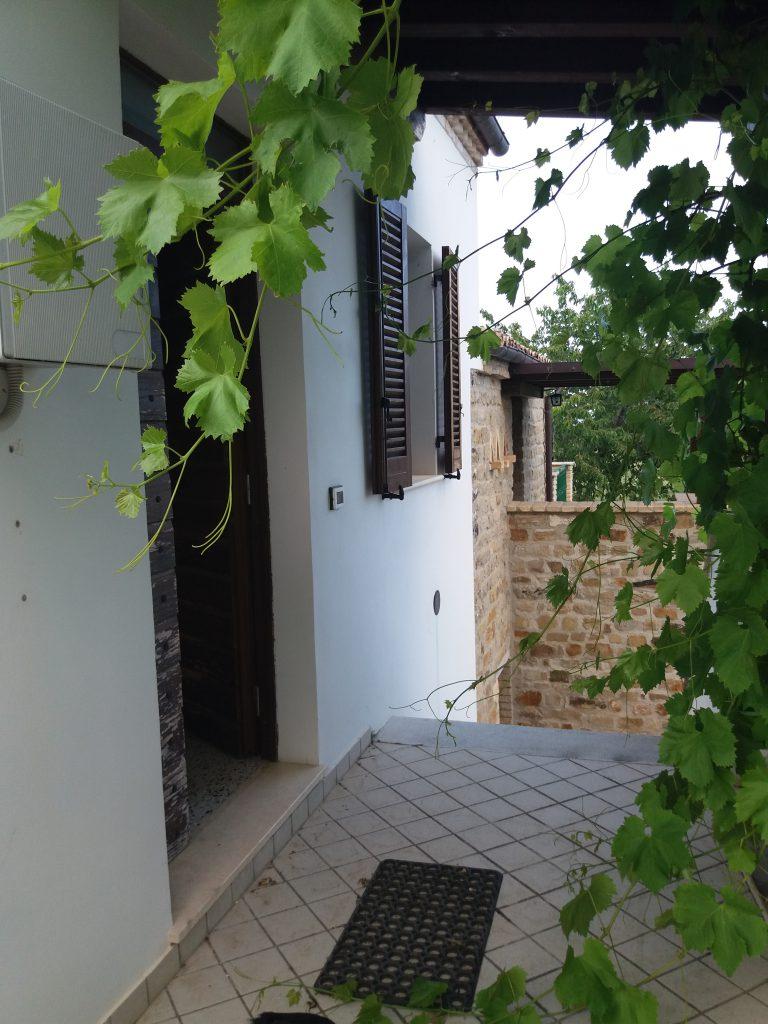 Balkon vakantiehuis