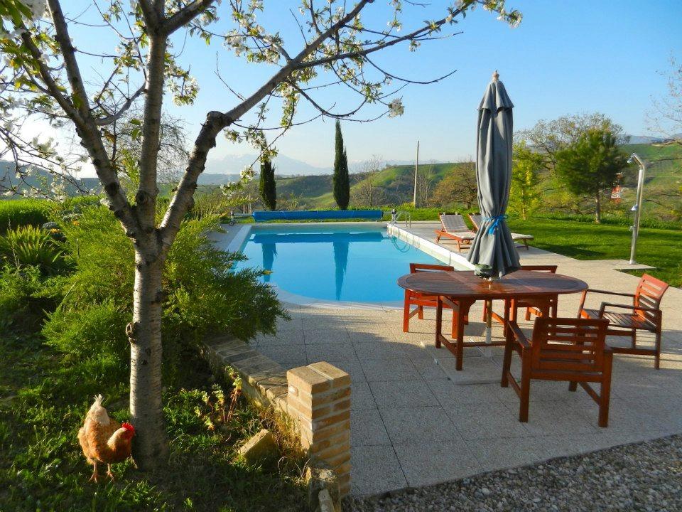 Casa vacanza con la piscina privata