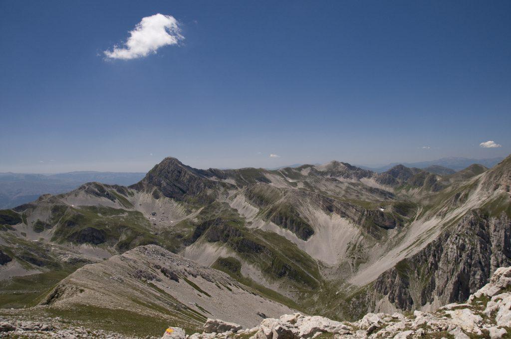 Campo Imperatore in Abruzzo