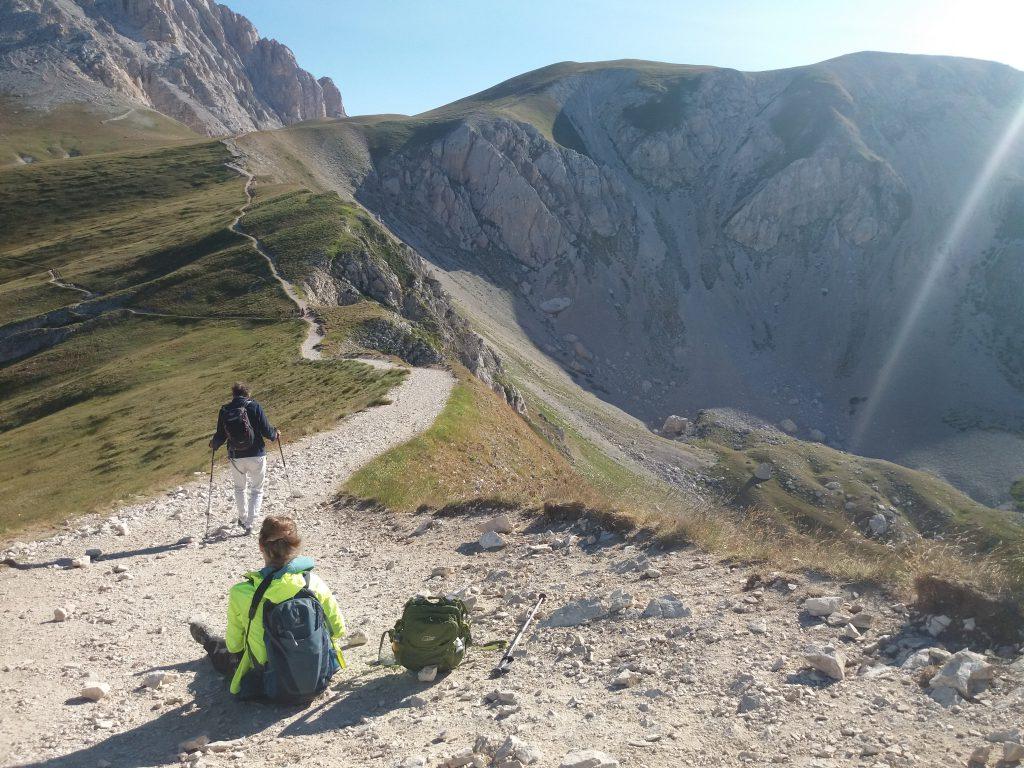 Bergwandelen in Abruzzo