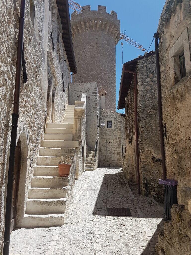 Turm Santo Stefano di Sessanio